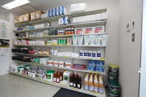 Training Center drugstore