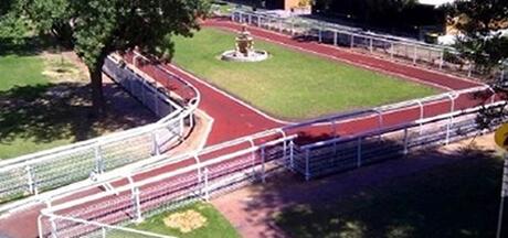 オーストラリア・モーフェットヴィル競馬場