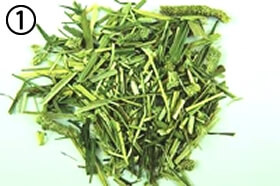 チモシー切草